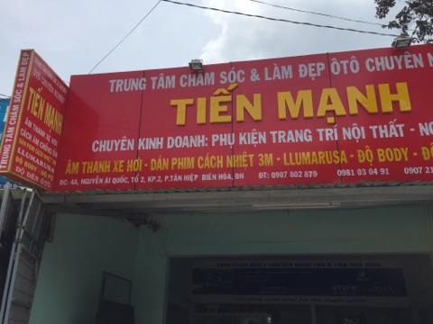 noi-that-ô-to-tien-manh