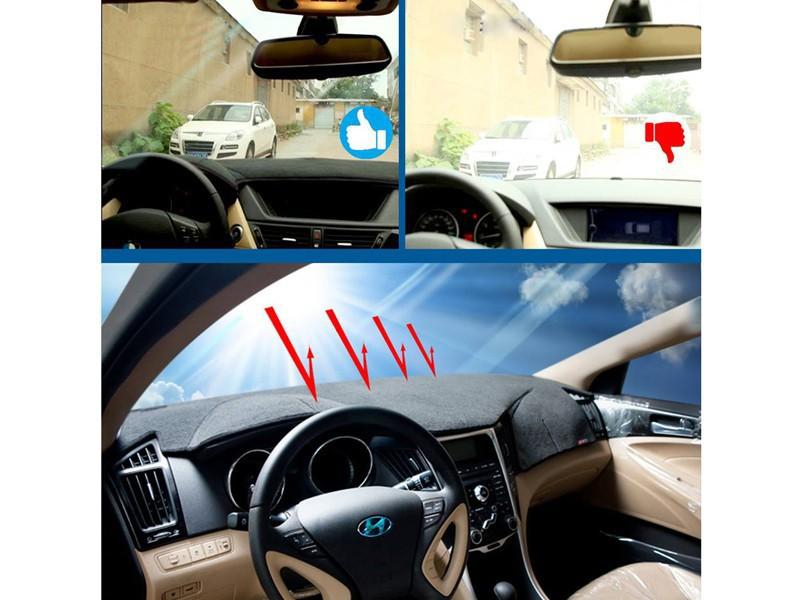 Thảm nỉ chống nóng Taplo Ô Tô Mazda 6 2015 - Phú Đạt 3