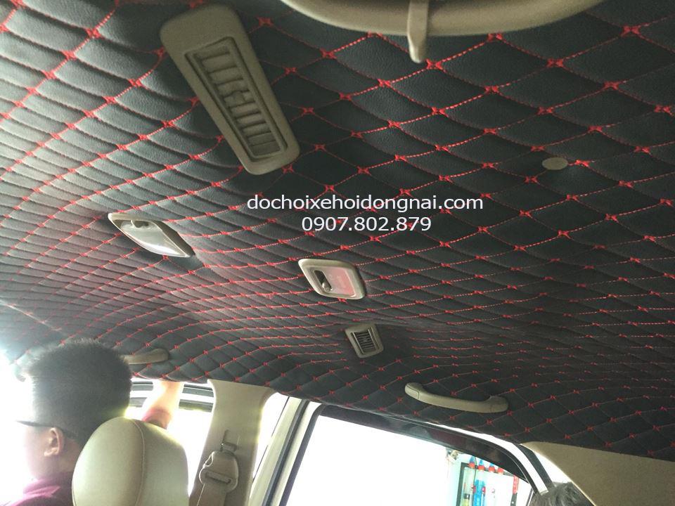 bọc trần 5d cho ô tô