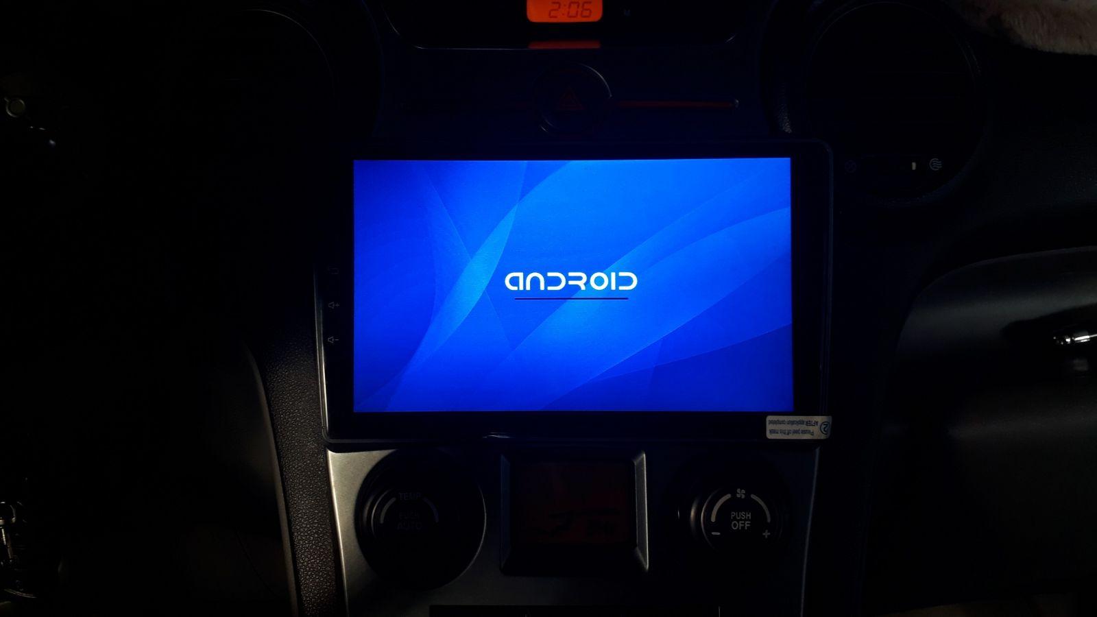  màn hình android cho ô tô