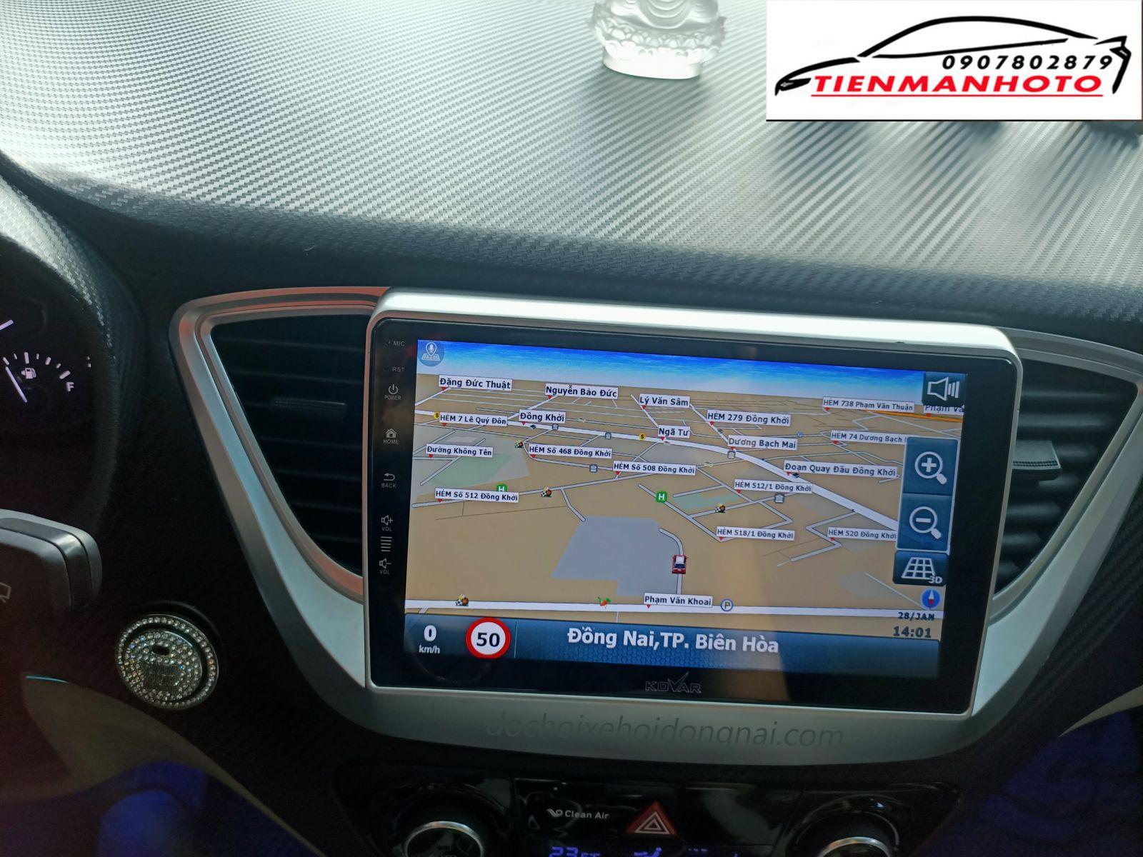  màn hình android oto