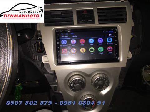 màn hình xe hơi
